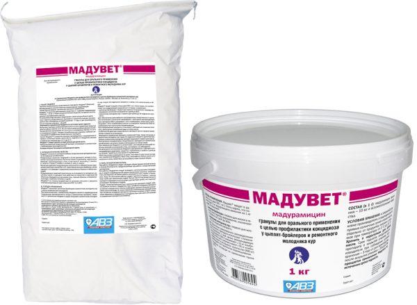 Maduvet